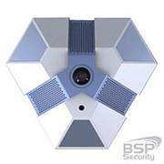2MP-DOM-1.8 Fisheye Внутренняя IP-камера антивандальная с фиксированной линзой FishEye с углом обзора 180x120° фото