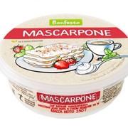 Маскарпоне (итал. Mascarpone) — итальянский сливочный сыр. фото