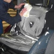 Химчистка салонов автомобилей. фото