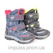 Детская зимняя обувь, арт. 19-2, размеры 30-35 фото
