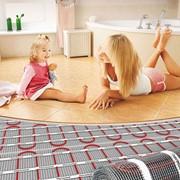 Системы инфракрасного отопления помещений кабельные фото