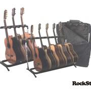 Стойка для 3-х акустических гитар RockStand RS20870 фото