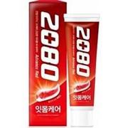 KERASYS Зубная паста ЭДВАНС уход за деснами Dental Clinic 2080 Advance Red фото