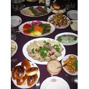 Организация поминальных обедов,Кафе для поминок, на поминки, кафе для поминального обеда фото