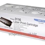 Услуга заправки картриджа для принтеров Ксерокс 3116, 109R00748 фото