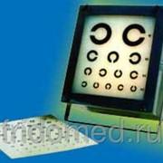Прибор для определения остроты зрения для дали ПОЗД-1 фото