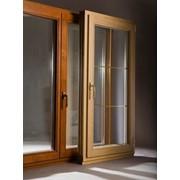Вікна дерев'яні фото