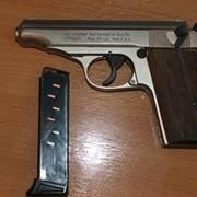 Газовый пистолет Walther 9 mm/ фото
