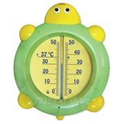 Термометр сувенирный водный исп. В-4 Черепашка ТУ У 33.2-14307481.027-2002 фото