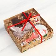 Подарочный набор «Весёлый праздник» 19 х 6,5 х 19 см фото