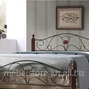 Кровать Вивиен (Vivien) 1.4 м фото