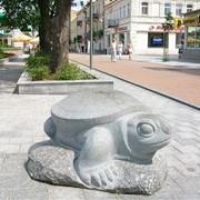 Скульптуры из гранита фото