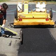 Реконструкция дорог, ремонт дорог, ямочный ремонт фото