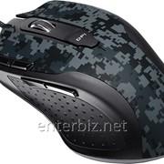 Мышь Asus (90YH0051-BBUA00) Echelon темно-серая USB лазерная, код 110939 фото