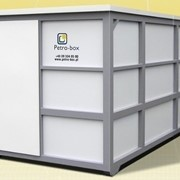 АЗС контейнерная фото