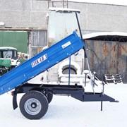 Полуприцеп тракторный коммунальный ПТК1.8 фото