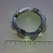 Z067.29 Гайка корпуса шнека для мясорубки Bork MG RNP-1010 фото