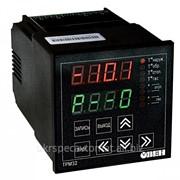 Промышленный контроллер для регулирования температуры в системах отопления ТРМ32 фото