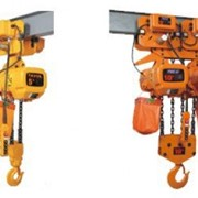 Тали электрические цепные модель HHBD-T, 380В 1т 6м фото