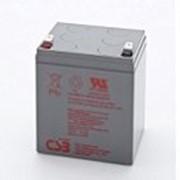 Аккумуляторная батарея CSB HRL 1223W F2 12V/5Ah фото