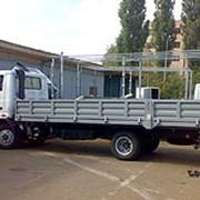 Автомобили БАЗ T713.11, Борт фото