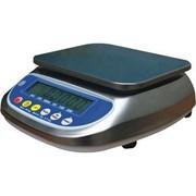 Весы товарные влаго-пылезащищенные Alex S&E BS 30 WP INOX фото