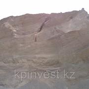 Песок мелкий (красный флаг) фото