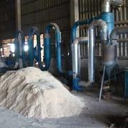 Прессы для брикетирования отходов производства,Брикетирующее оборудование,Линии по брикетированию опилок,соломы,лузги от 150-200 кг/ч,350-600кг/ч,700-1500 кг/ч,брикет Pini&Kay,Нестро фото