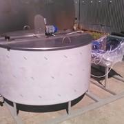 Охладитель молока открытого типа Арктика-1000 фото