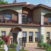 Проектирование (готовые проекты)домов и строительство полного цикла фото