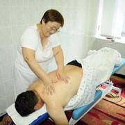 Лечебный массаж в санатории фото