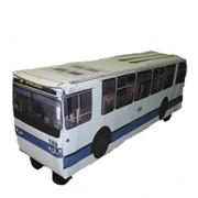 Напольная игрушка «Троллейбус» фото