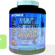 Протеин 100 % Whey Protein Isolate 2270 г Chocolate Atomixx фото
