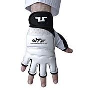 TUSAH перчатки для тхэквондо WT aproved / EZ-Fit Hand Protektor PU фото