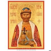 Икона св. блгв. кн. Дмитрий Донской фото