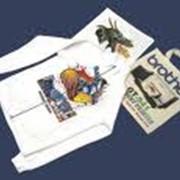 Печать на ткани , широкоформатная печать фото