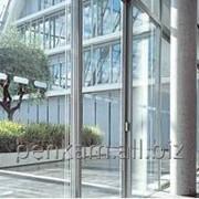 Фасадные алюминиевые профильные системы фото