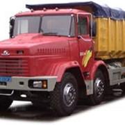 Автомобиль грузовой самосвал КРАЗ -7133C4 фото