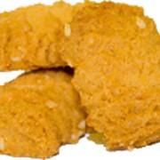 Печенье Капитошка с кунжутом фото