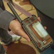 Спутниковый телефон переходник Thuraya Satsleeve для iPhone 5/5S, оригинал 3 года гарантии !!! фото