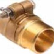 Концевой фитинг для pe-x труб отопление PN6-SDR 11 - HC63/2M фото