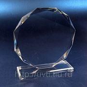 Приз из стекла (Артикул: 80611/FP*, 80612/FP*, 80613/FP*) фото