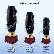 Кубок наградной стеклянный (Артикул: 1026) фото