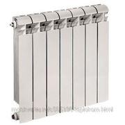 Радиатор биметаллический Global Style Plus 500 (4 секции) фото