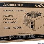 Блок питания Chieftec RETAIL Smart GPS-400A8,12cm fan,a/PFC,24+4,2xPeripheral,1xFDD,3xSATA,1xPCIe фото