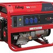 Генератор бензиновый Fubag BS 5500 фото