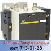 Контактор КТИ-51853 реверс 185А 400В/АС3, ІЕК фото