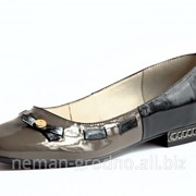 Туфли - балетки, модель 62937, 72937 фото