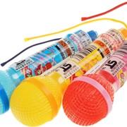 Игрушка «Микрофон» с конфетами драже внутри, 15 г. Coris. Япония фото