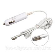 Автомобильное зарядное устройство для Apple Macbook Magsafe 45W Small фото